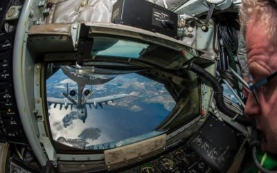 How the Air Force got smarter about its aviation fuel use in 2018