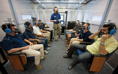 Embry-Riddle Researchers are Helping Find Solutions for Navy and Air Force Pilots Experiencing Hypoxia