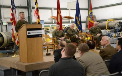 Colonels discuss state of Marine aviation
