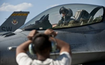 125 retired pilots, other rated officers apply to return to Air Force to lend a hand