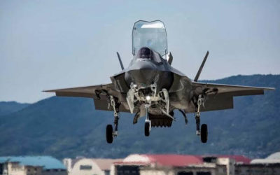Glitchy Gun, Low Availability Rates Plague F-35, DoD Weapons Tester Finds