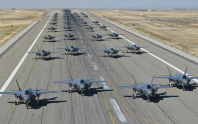 Building The Air Force We Need To Meet Chinese And Russian Threats