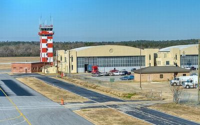 Army to build new airport control tower at Fort Benning to handle military air traffic control