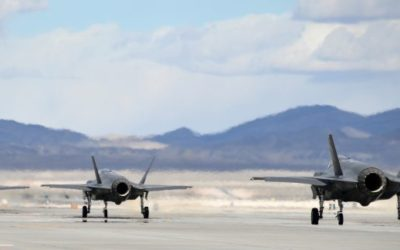 Mitchell Weighs In: More F-35s or New, Old F-15s?