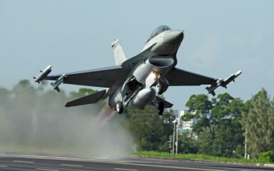 U.S. extends another large sale of military hardware, jet pilot training to Taiwan
