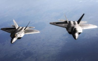 Military Pilots Aren't Getting the Training Needed to Fight, Watchdog Warns