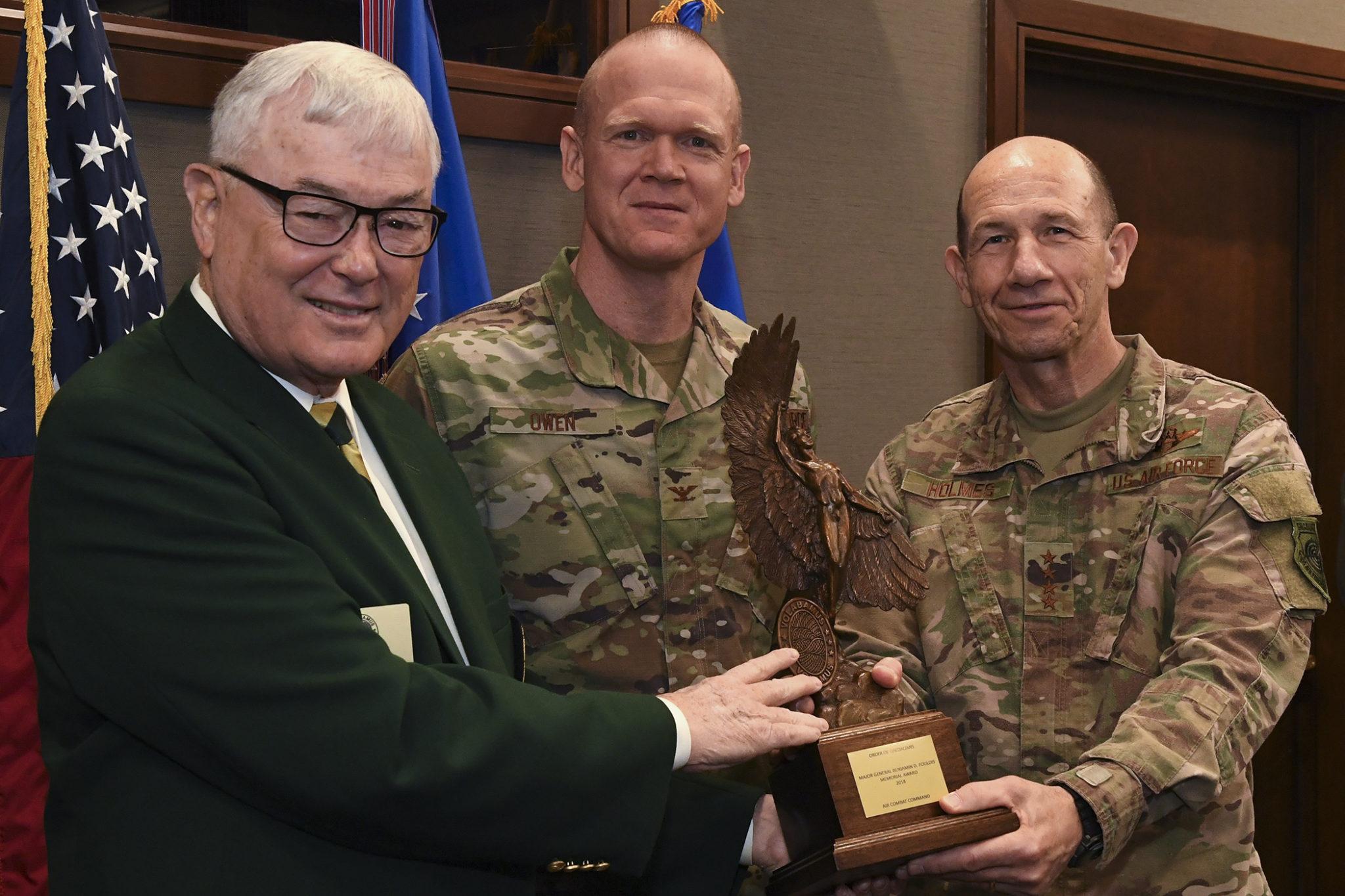 Major General Benjamin D. Foulois Memorial Award