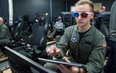 Inside the Air Force's Plan to Revolutionize Pilot Training