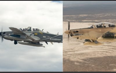 Light-attack aircraft is the solution to the US Air Force's dwindling fleet