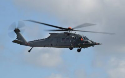 See the US Air Force's new combat rescue helo fly for the first time
