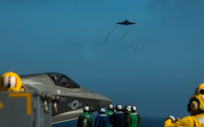 When US Navy and Marine F-35 pilots most need performance, the aircraft becomes erratic