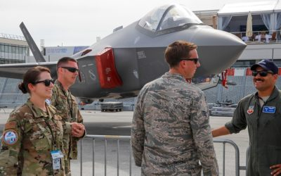 Lockheed hypes F-35′s upgrade plan as interest in 'sixth-gen' fighters grows