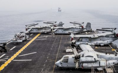 Aviation as the key to Navy-Marine Integration