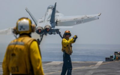 Aircraft carrier: Ship of fear