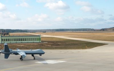 Unmanned aircraft could provide low-cost boost for Air Force's future aircraft inventory, new study says