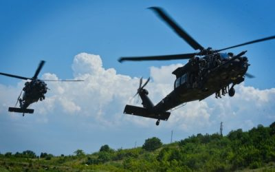 The Helicopters That Made the U.S. Army's ISIS Raid Possible