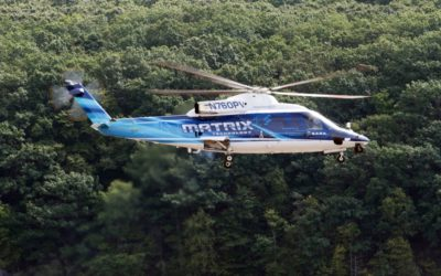 What's it's like to fly an 11,500-pound experimental helicopter (with zero experience)