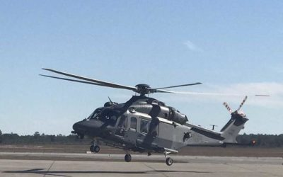 It's Official: The Air Force's Huey Replacement Is Named 'Grey Wolf'